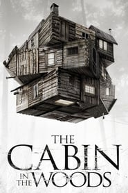 Poster for the movie, 'The Cabin in the Woods'