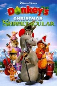 Donkey's Christmas Shrektacular (2010), film animat online subtitrat în Română