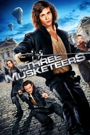 Poster for The Three Musketeers