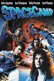 Poster SpaceCamp 1986