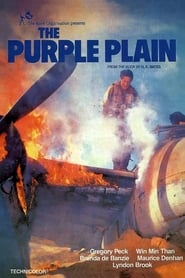 The Purple Plain poster