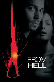 Poster for From Hell