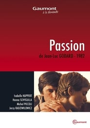 Poster Passion 1982
