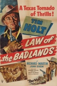 Law of the Badlands 1951