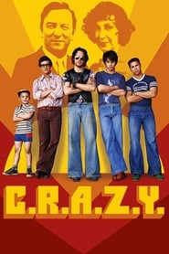 Poster C.R.A.Z.Y. 2005
