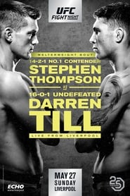 UFC Fight Night 130: Thompson vs. Till (2018)