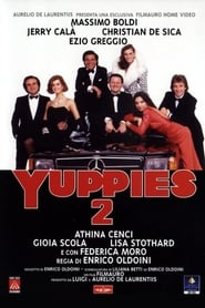 Poster Yuppies 2 1986