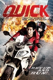 Quick 2011 Hindi 720p BluRay ESubs Dual Audio Hindi x264