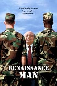 Poster for Renaissance Man