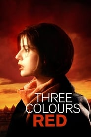 Poster for Three Colors: Red