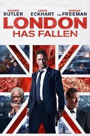 Poster for London Has Fallen