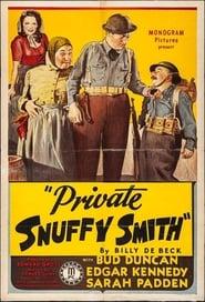 Private Snuffy Smith 1942