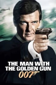 Poster The Man with the Golden Gun 1974