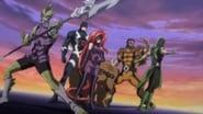 Marvel's Future Avengers Season 2 Episode 9 : The Inhumans Arrive!