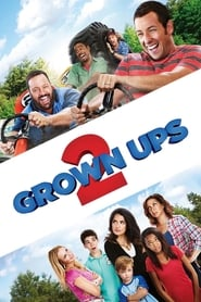 DVD cover image for Grown ups 2