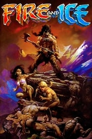 Poster Fire and Ice 1983