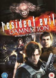 Resident Evil: Damnation (2012) Hindi Dubbed