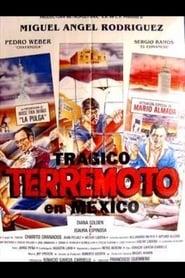 Trágico terremoto en México 1987