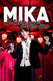 Mika à l'opéra Royal de Versailles