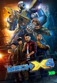 MECH-X4: sezon 1