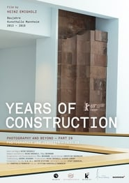 Poster Years of Construction 2019