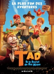 Tad et le secret du roi Midas – FRENCH BDRip VF