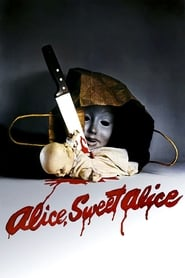 Poster for Alice Sweet Alice