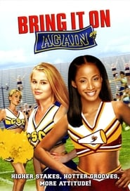 Poster Bring It On Again 2004