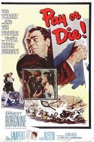 Poster Pay or Die! 1960