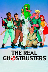 Poster The Real Ghostbusters 1991