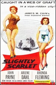 Poster del film Slightly Scarlet