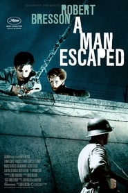 Poster for A Man Escaped