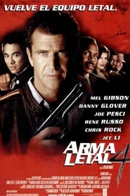 Arma mortal 4 (1998) Lethal Weapon 4