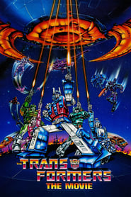 Poster The Transformers: The Movie 1986