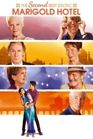 مشاهدة فيلم The Second Best Exotic Marigold Hotel مترجم