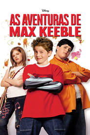 Poster Max Keeble's Big Move 2001