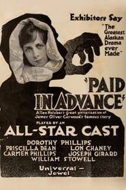 Paid in Advance 1919