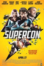 Supercon (2018) Watch Online Free