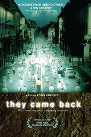 Poster They Came Back 2004