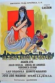 El último tango en Madrid 1975