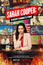 Sarah Cooper: Everything's Fine (2020) poster