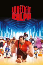 Poster Wreck-It Ralph 2012