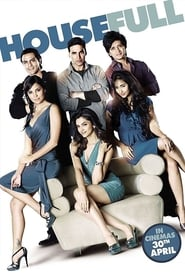 Housefull 2010 Hindi Movie BluRay 400mb 480p 1.3GB 720p 4GB 11GB 16GB 1080p
