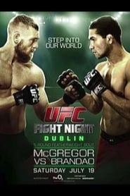 UFC Fight Night 46: McGregor vs. Brandao