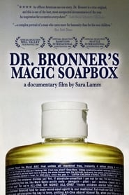 Poster for Dr. Bronner's Magic Soapbox