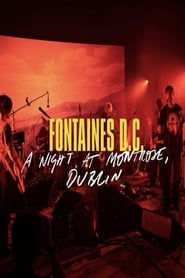 Fontaines D.C. – A Night at Montrose, Dublin (2020)