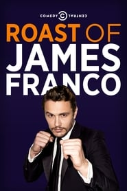 Poster Comedy Central Roast of James Franco 2013