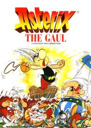 Poster Asterix the Gaul 1967