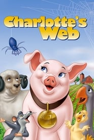 DVD cover image for Charlotte's web