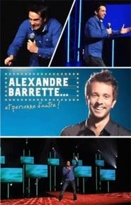 Alexandre Barrette et personne d'autre !